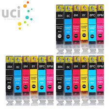 18 Cartuchos de Tinta para CANON PIXMA Pro 9000 9000 Mark II PGI5 CLI8