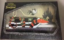 Disney NBC Nightmare Before Christmas Monorail Jack Jumbo LE 350 Pin 100924