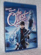 The Quest (Blu-ray, 2020) NEW Henry Thomas Tony Barry Rachel Friend