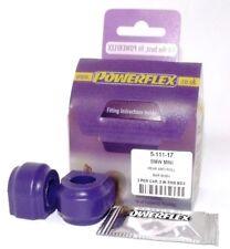 Mini Cooper S R53 00-08 POWERFLEX REAR ANTI ROLL BAR BUSHES 17mm PFR5-111-17