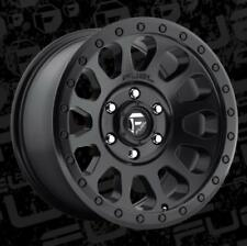 Fuel Vector 17x8.5 6x135 ET7 Matte Black Rims (Set of 4)