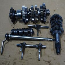 2008 Kawasaki ZX10R Complete Transmission w/Gear Shift Drums and Forks = UP2283