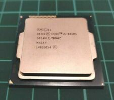 Intel Quad Core i5 4430S - 2.7GHz (up to 3.2GHz) 5GT/s Socket LGA1150 SR14M