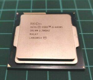 Intel Quad Core i5 4430S - 2.7GHz (up to 3.2GHz) 5GT/s Socket LGA1150 SR14M