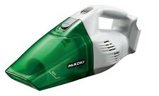 Hitachi & HiKOKI R18DSL/W4 18V Cordless Wet Dry Vacuum Cleaner Body Only