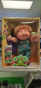 Cabbage Patch Snacktime Kid Miguel Zachary 1995/1996 new in opened box