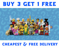 LEGO MINIFIGURES SERIES 17 71018 PICK CHOOSE YOUR OWN + BUY 3 GET 1 FREE