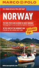 Englische Reiseführer & Reiseberichte über Norwegen