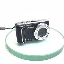Panasonic LUMIX DMC-TZ4 8.1MP Digital Camera - Black Only camera No Battery #583