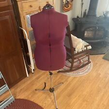 Dritz My Double Dress Form On Stand Full Figure Excellent Condition