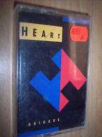 1990 Heart Brigade Cassette