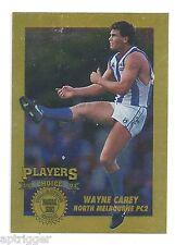 1994 AFLPA Players Choice Collectors Edition (PC2) Wayne CAREY North Melbourne