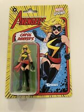 Retro Kenner Marvel Legends 3.75 Inch Carol Danvers