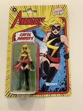 Retro Kenner Marvel Legends 3.75 Inch Carol Danvers