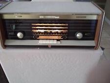 Vintage Philips Tube Stereo Radio