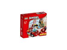Lego Marvel Iron Man Mk7 Genuine Minifigure 10721