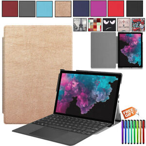 """Folio Shockproof Stand Case Cover For Microsoft Surface Pro 4 5 6 7 12.3"""" 2019"""