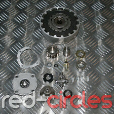 ATV QUAD BIKE AUTO CLUTCH PLATE ASSEMBLY / BASKET & PLATES 50cc 90cc 110cc