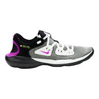 Nike Men's Flex RN 2019 Running Shoes Black/Volt Glow/Summit White 10.5
