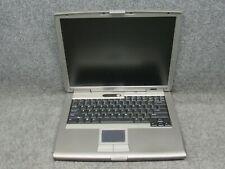 "Dell Latitude D510 15.1"" Laptop Intel Pentium M 1.86GHz 2GB RAM *No HDD*"