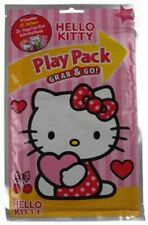 Hello Kitty Valentines Grab and Go Play Pack Party Favors