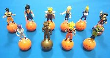 Rare Akira Toriyama Dragon Ball Pencil cap 10 pieces set Japan Anime/715
