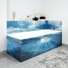 Bath Panels Printed on Acrylic - Rising Water