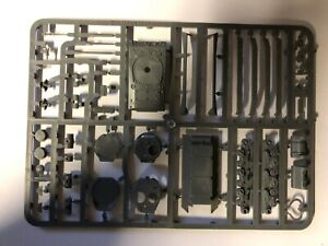 15MM ALLIED M4A3 (LATE) SHERMAN SPRUE - PLASTIC SOLDIER COMPANY - WWII