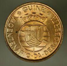 Portuguese Guinea-Guinea Bissau Escudo 1946 500th Anniversary of Discovery A1136