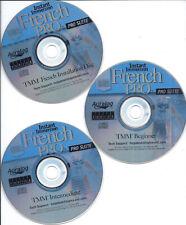 Instant Immersion french Pro Platinum Edition 7 Cd Set - Pro Suite