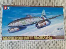 Tamiya Messerscmidt Me-262 1/48 No decals