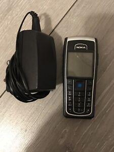 Nokia 6230i SIM Free Unlocked Mobile Phone - Black