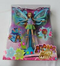 More details for winx colour magic  wings bloom doll by mattel in 2008