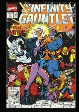 Infinity Gauntlet #6 NM 9.4