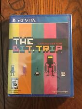 The Bit Trip Limited Edition Limited Run Games (PS Vita Lot) - New and Sealed