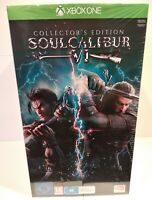 Soulcalibur VI Edition Collector - XBOX ONE - PAL Euro - Neuf / New & selead