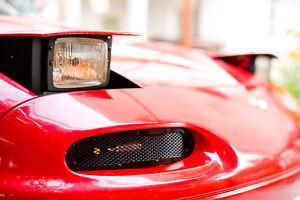Low profile popup headlamp kit, RHD, Mazda MX-5 mk1, MX5 lo-pro headlights JASS