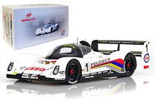 Spark 18LM92 Peugeot 905 #1 Le Mans Winner 1992 - Warwick/Dalmas/Blundell 1/18
