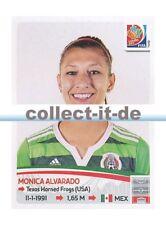 Panini Frauen WM World Cup 2015  - Sticker 463 - Monica Alvarado