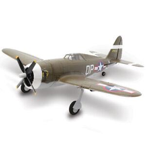 E-Flite EFLU3250 UMX P47 Brushless BNF Basic Airplane /Warbird w/AS3X Technology