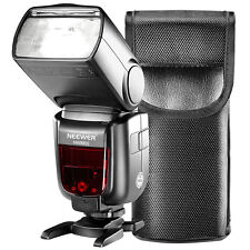 Neewer 2.4G 1/8000 HSS TTL Master Slave Flash Speedlite for Sony A77II A7RII A7R