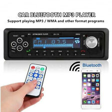 12V Car Auto Bluetooth Card Machine Hands-free Mp3 Bluetooth Player Accessories