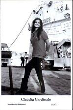 Beautiful Actress Claudia Cardinale 10/63 Swiftsure 2000 Postcard