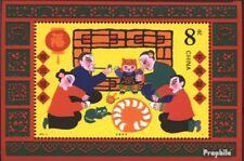China Bloque 92 usado 2000 Primavera