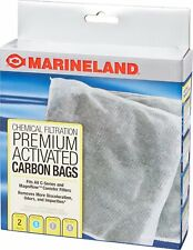 Marineland Activated Carbon Bags C-Series Canister Filters Rite-Size S/T 2pk