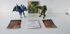 Transformers BEAST WARS Deluxe 2 pack Optimus Primal vs. Megatron Comic 1996