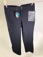 "KUHL TRAVRSE Women's Softshell Pants Size 14 x 32"" Inseam - Raven/Indigo - NWT!"