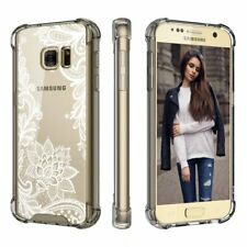 Samsung Galaxy S7 Case Shockproof Hard PC TPU Bumper Heavy Duty Protective Cover