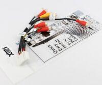 Xtenzi RCA Cord harness for Pioneer AVICX940BT X9310BT Z140BH Z130BT CDP1375