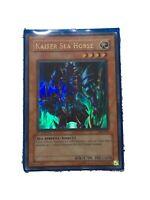 KAISER SEA HORSE Yugioh Rare Card SKE-015 Ultra 1st edition